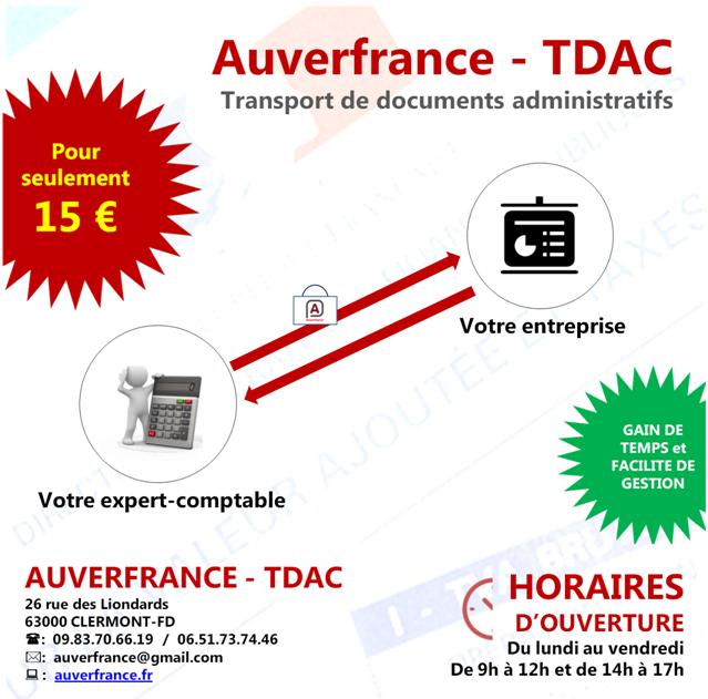 Auverfrance - TDAC